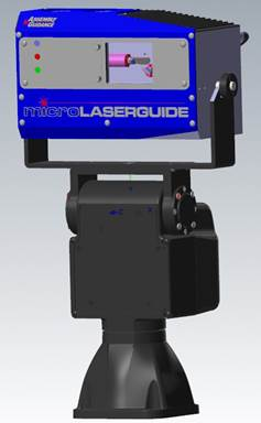 Aligned Vision Micro LaserGuide Composite Laser Templating