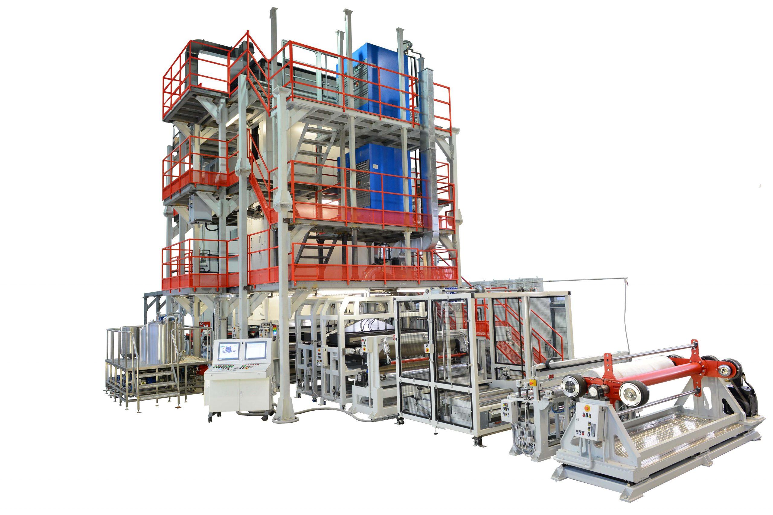 Composite Prepreg Machines