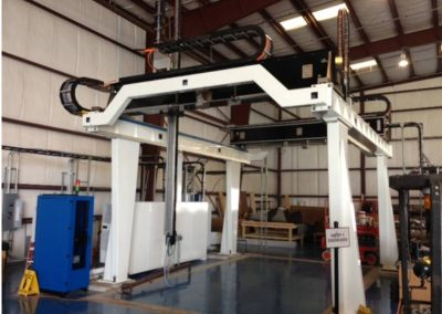Aerospace Non Destructive Inspection - Gantry Architecture UT System