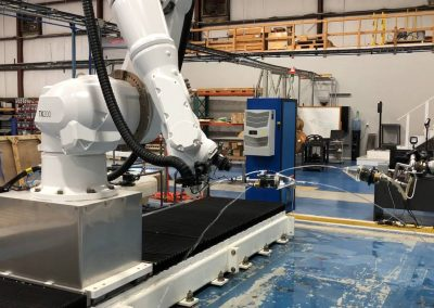 Arcadia Dual Robot UT System