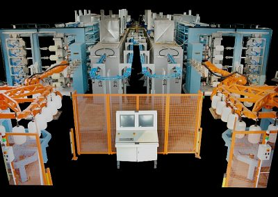 Composite automation equipment