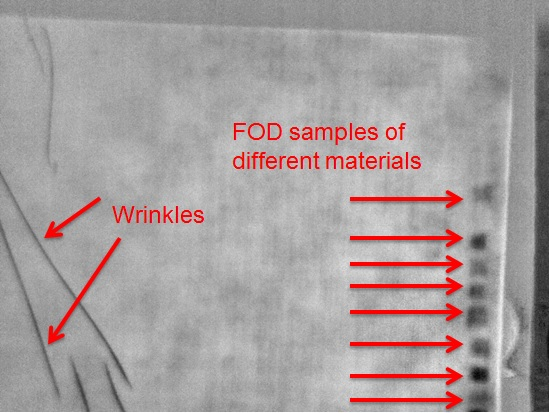 FOD and Wrinkles