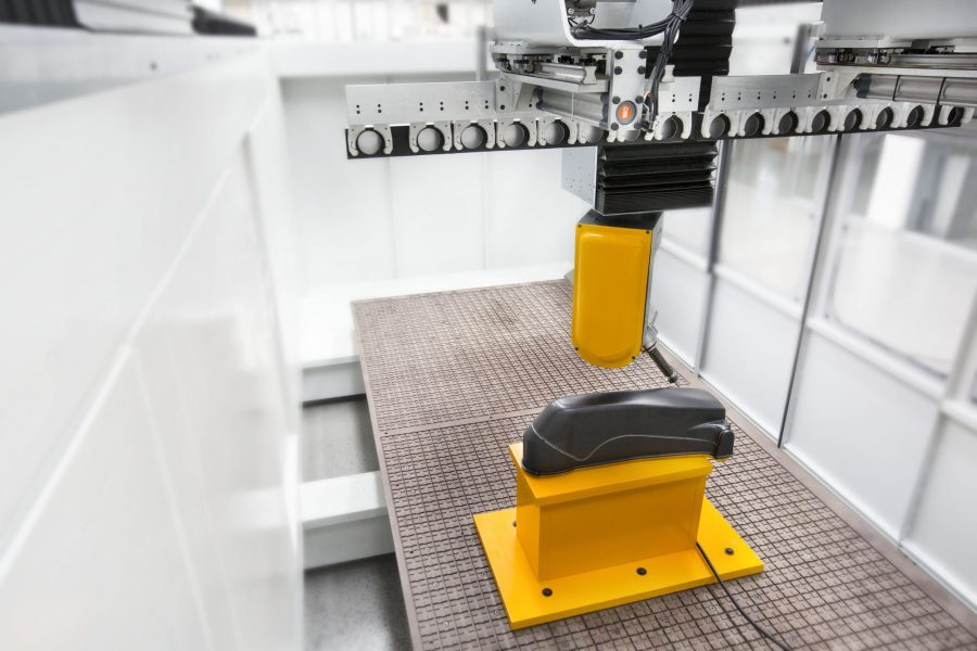 advanced CNC machine