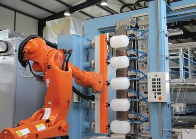 Composites Automation Manufacturing Machines