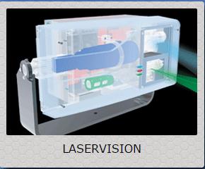 Aligned Vision HD Camera Laser System