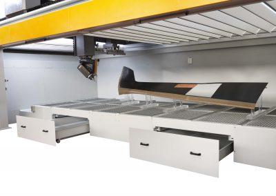 Biesse 5 Axis CNC Materia LD Grande