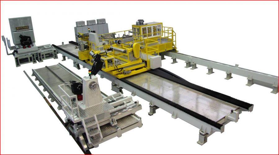 AFP plus Filament Winding Combination Machine