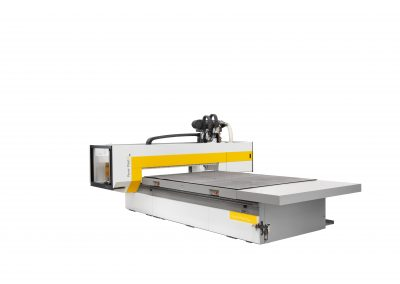 Biesse Multi Axis Rover-Plast CNC Machine for Composites