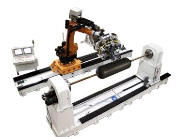 Mikrosam Taurus Automated Fiber Placement Machine
