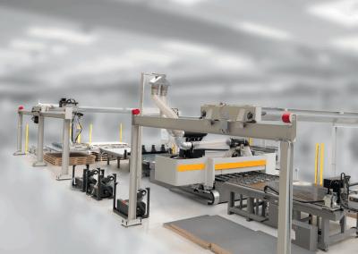 Biesse Winstore CNC Panel Machine Center