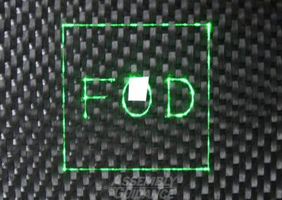 Aligned Vision HD Camera FOD Detection
