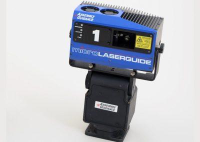 Aligned Vision Micro LaserGuide Composite Laser Templating