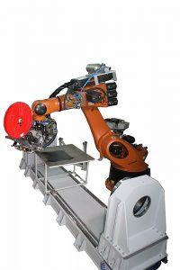 Mikrosam Robotic Automated Fiber/Tape Placement