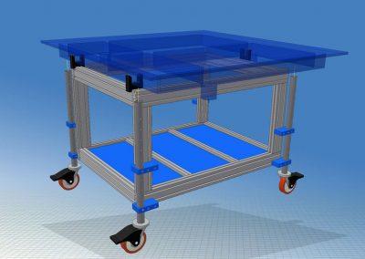 ONExia Custom Tooling Cart