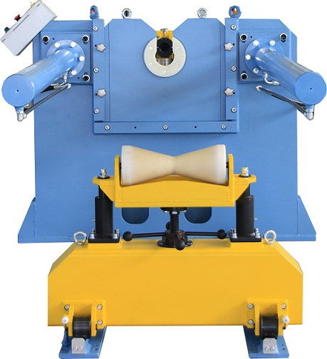 Mandrel Support Carriage