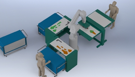 Automated Sorting Station