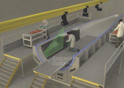 Aligned Vision Laser Auto Focus System