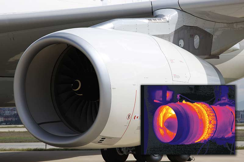 MoviTherm - Aerospace industry