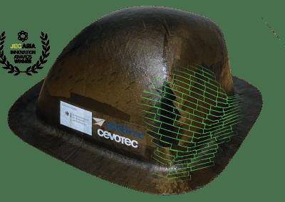 Cevotec applications geometrie