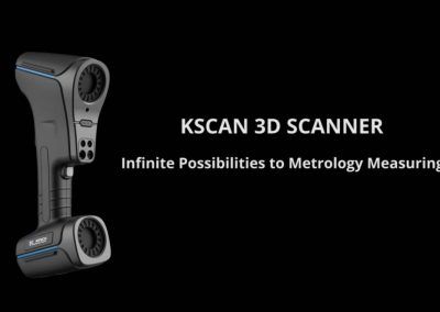 KScan Handheld 3D Scanner and Software