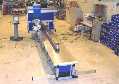 ONExia Custom Automated Tape Layup Machine