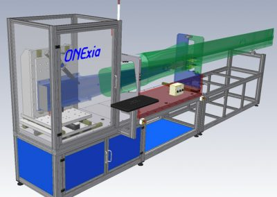 ONExia Custom Machining Center