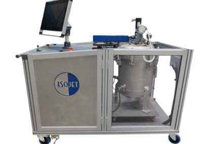 IsoJet RTM injection, infusion VARTM and CAPRI