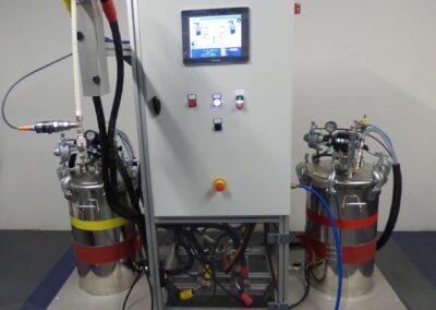 IsoJet RTM Injection System