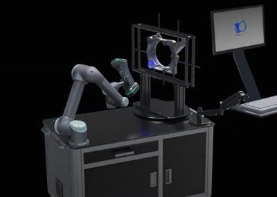 ScanTech 3D Scanner with Robot